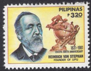 PHILIPPINES SCOTT 1506