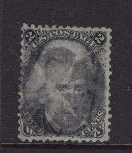 73 F-VF used neat cancel with nice color cv $ 65 ! see pic !