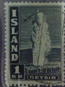 ICELAND Scott Cat #208b*(1945)