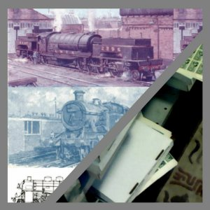 Zillions of stamps to go - Old stock # Trains and locomotives - Proofs #  20+