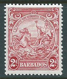 Barbados SG 250d MVLH   carmine