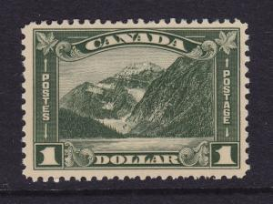 Canada Scott # 177 VF OG never hinged nice color cv $ 350 ! see pic !