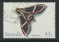 Australia SG 1288  Used -  Moths