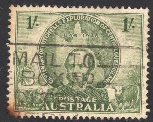 AUSTRALIA SCOTT 205
