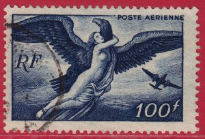France - 1947 - Scott #C20 - used - Zeus Carrying Hebe Airplane