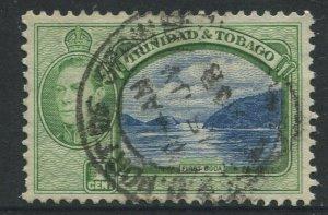 STAMP STATION PERTH Trinidad & Tobago #50 KGVI Pictorial Definitive 1938-41