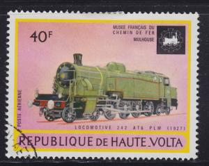 Burkina Faso C155 Locomotives 1973