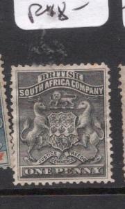 Rhodesia SG 1 MNG (10dgn)