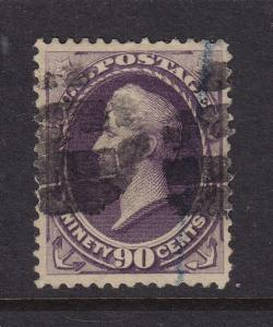 218 VF used neat  cancel with nice color cv $ 250 ! see pic !