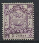 North Borneo  SG 39 Used    please see scan & details