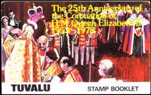 Tuvalu Scott 81-84 Mint never hinged.