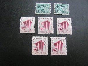 GERMANY 1938 MNH   LOT (115)