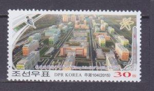 2015 North Korea 6200 Satellite