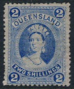 Queensland #74* no gum CV $275.00