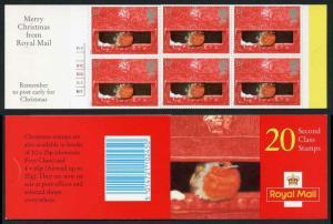 DB12(13) 1995 3.80 Robin in Post Box Aperture Cyl B1A B1B B1C B2D B1E B1F pB4