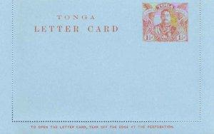 Tonga Higgins & Gage A1 Unused.
