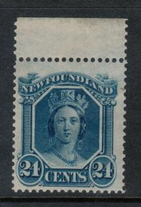 Newfoundland #31 Very Fine Never Hinged *With Certificate*