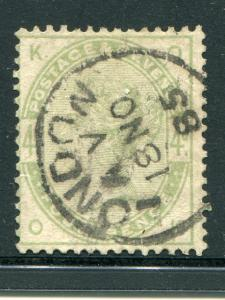 Great Britain #103  Used  VF