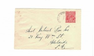 APH1471) Australia 2d Red KGV Die I Small Cover