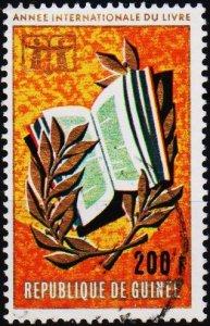 Guinea. 1972 200f S.G.797  Fine Used