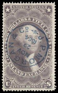 U.S. REV. FIRST ISSUE R84c  Used (ID # 98868)