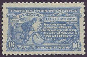 US Scott #E10 Mint, VF, Hinged