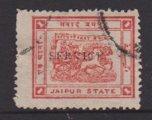 Jaipur Sc#O4 Used