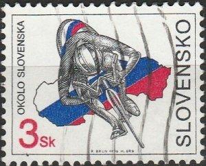 Slovakia, #246  Used , From 1996,  CV-$0.25