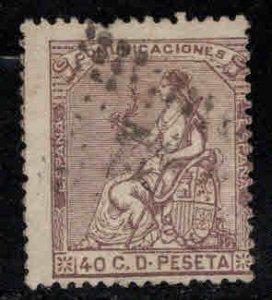 Spain Scott 195 Used