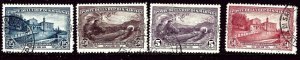 San Marino 111-14 Used 1928 set    (ap4346)
