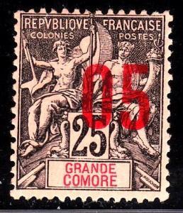 Grand Comoro 24 - MNG - no gum