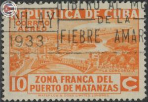 Cuba 1936 Scott C19 | Used | CU11046
