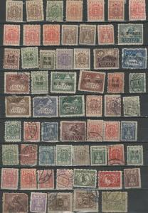 Poland stamp collection