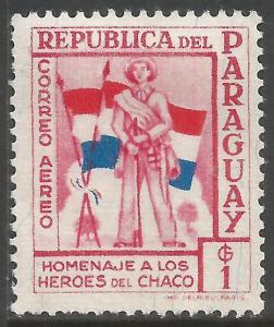 PARAGUAY C238 MOG FLAG Z3719-3