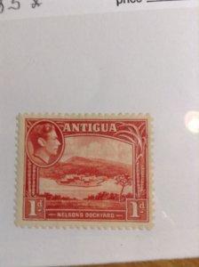 Antigua  # 85  MH