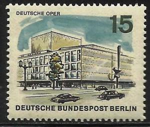 Germany Allied Occ Berlin 1965 Scott# 9N224 MNH
