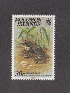 Solomon Islands Scott #407 MNH
