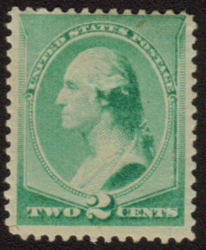 MALACK 213 VF OG Hr,  nice stamp,  fresh n9359