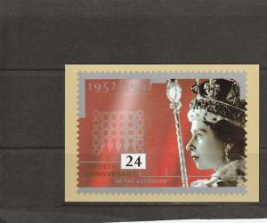 PHQ141a-d Royal Mail Stamp Card Series set of 5