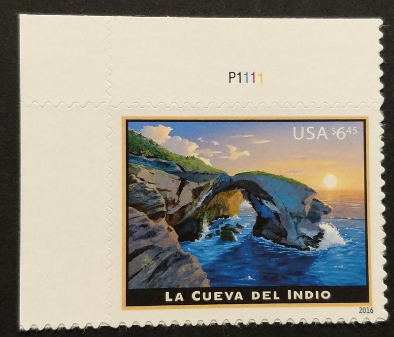 5040 MNH, $6.45 Priority, La Cueva del Indio CV $23