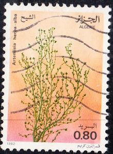 Algeria #691    Used