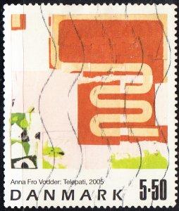 Denmark #1333 Used