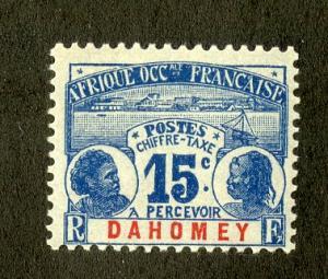 DAHOMEY J3 MLH SCV $8.00 BIN $4.00 PEOPLE
