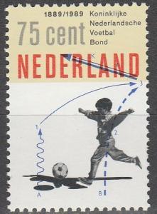 Netherlands #749  MNH (S6801)