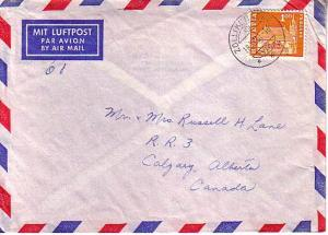 Switzerland, Airmail