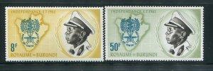 Burundi #40-1 Mint  - Make Me A Reasonable Offer
