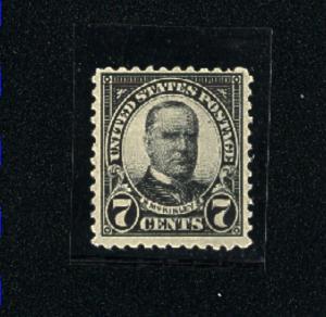USA #559  Mint 1922-25  PD 7.50