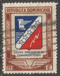 DOMINICAN REPUBLIC C56 VFU P1019-2