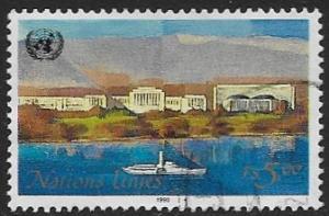 United Nations - Geneva - # 183 - Intern. Trade Center - used