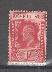 COLLECTION LOT # 3174 FIJI #72 MH 1906 CV=$16.50